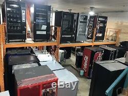 Combo, Soda, Snack Coke machine Vending
