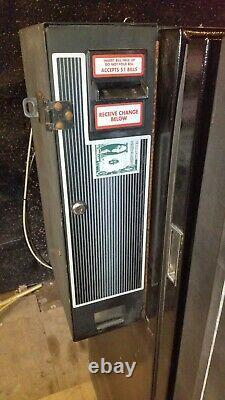 Combo Soda / Snack Vending Machine