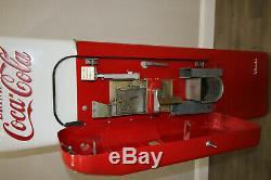 Complete And Working Original Vendo 44 Coke Vending Machine Coca Cola