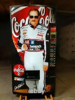 Dale Earnhardt SR Royal Vendors 660 Soda Drink Vending Machine