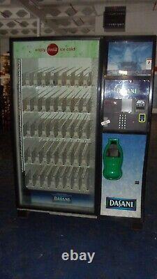Dixie Narco 5000 elevator soda / beverage vending machine