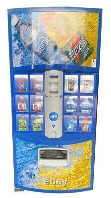 Dixie Narco 600E HVV Beverage Soda Vending Machine MDB FREE SHIPPING