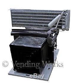 Dixie Narco Soda Vending Machine Compressor Refrigeration Cooling Deck Unit 400