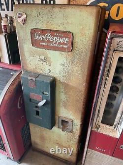 Dr pepper vending machine S-48 Selectivend