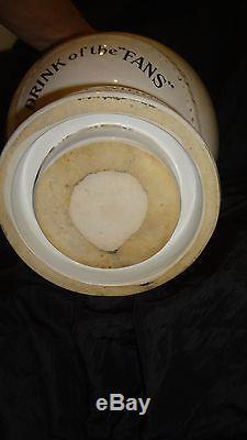 Fan Taz Syrup Dispenser Soda Fountain Rare