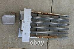Ideal 55 glasco 50 Slider Rack Flapper Machine 7up coke pepsi vendo Machine 81
