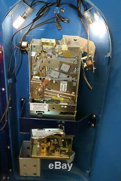 Jabobs 56 light up Pepsi Machine Ice Cold Pepsi