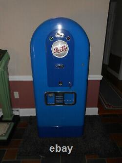 Jacobs 56 Pepsi light up Fully Restored by Zuddies Restorations