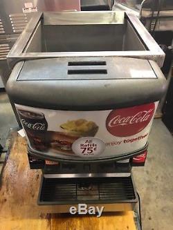 Lancer 4500 Beverage 6 Head Coke Soda Ice Drink Carbonated Fountain Dispenser