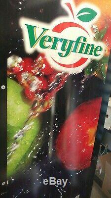 Multiprice Can Soda Vending Machine