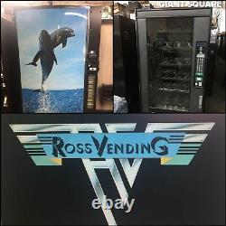 National 148 4 Wide Snack And Vendo 720 Bottle Can Soda Vending Machines