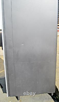 National Vendors 474 Combination Canned Soda/Snack Vending Machine