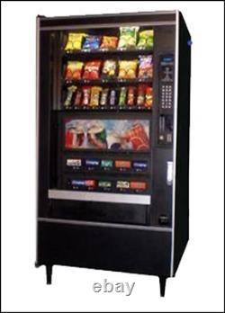 National Vendors 797 Canned Combination Snack/Soda Vending Machine