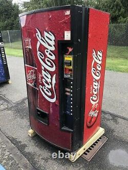 Nice Dixie Royal Rvv660 Soda Automatic Drink Vending Machine Mdb