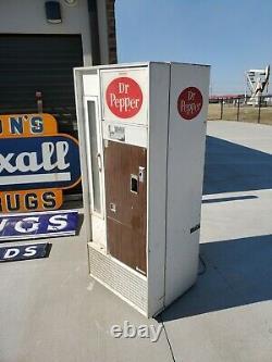Old Original Dr Pepper Machine