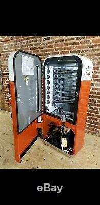 Orange Crush Selectivend Vendo 81 Embossed Coca Cola Coke Pepsi Soda 39 machine