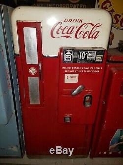 Original 56 Coke Machine