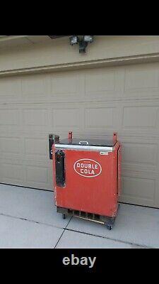 Original Double cola Ideal Slider Soda Machine