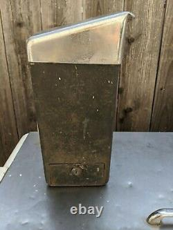 Original Ideal Slider 35 55 85 Vending Machine coin mechanism 10 cent coke pepsi