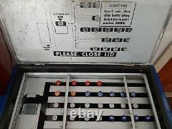 Pepsi-Cola Ideal 55 Slider Embossed Machine Restored