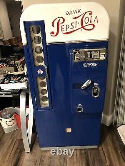 Pepsi Cola VMC 81 Soda Machine RARE