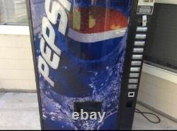 Pepsi Vending Machine Dixie Narco