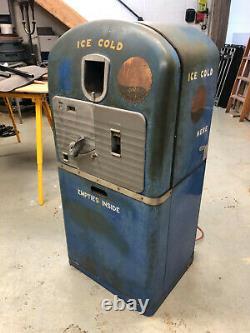 Pepsi Vendorlator model 27 soda machine