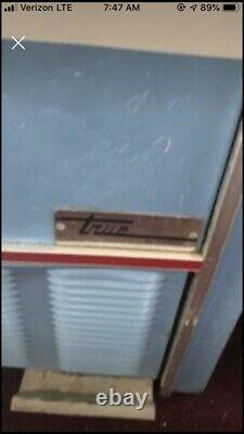 Pepsi Vintage Cooler/machine 1960s