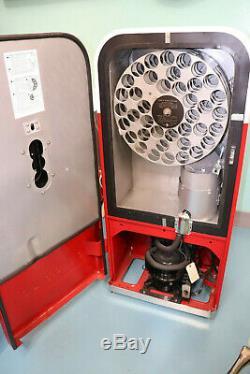 Pro Restoration Vendo 39 Coca Cola Vintage Machine. Every Part New or Rebuilt