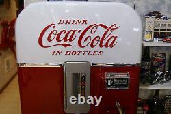 Professionally Restored Vendo 39 Antique Vintage Coca Cola Coke Machine
