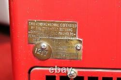 Rare All original 1949 Cavalier c27 Coca-Cola Vending Coke Machine Working