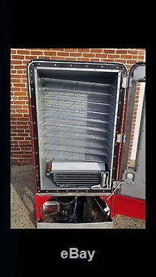 Rare Antique Coca Cola Coke Vendo 1950s Soda Beer Vending Drink Machine Cooler