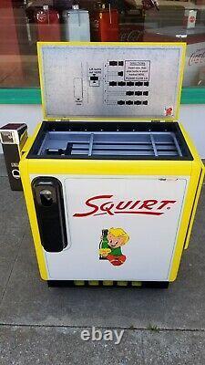 Rare Ideal 55 Slider Squirt Soda Machine Freshly Restored Coke Machine