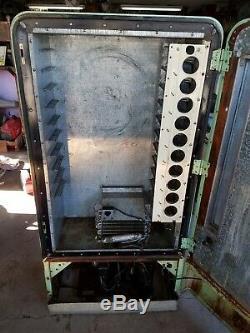 Rare Original Dr Pepper Vmc 110 Soda Machine