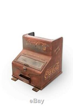 Rare Original Icy-O Counter Top Coke Machine