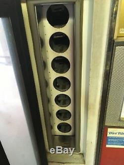 Royal Crown soda vending machine