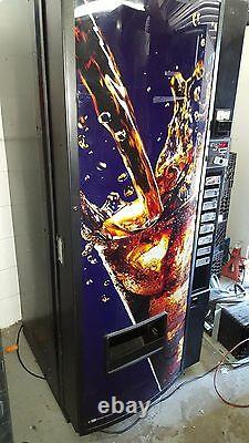 Royal RVCDE 542-8 Generic front beverage / soda vending machine