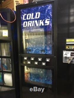 SODA Machine, Dixie Narco 7 selection