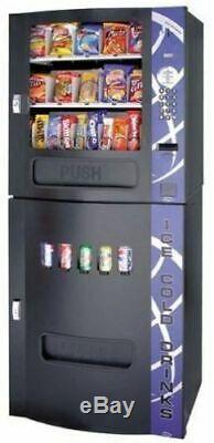 Seaga Elite HF3500 Soda & Snack Vending Machine