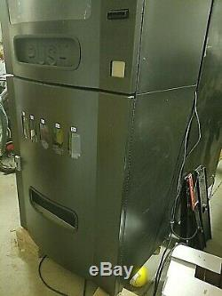 Seaga Hf3500 Elite Combo Soda/drink/snack Vending Machine Local Pickup Only