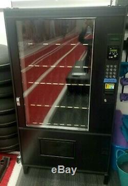 Snack and soda vending machine