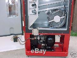 TWO Coca Cola Coke Machine Cavalier 72 BEST IN USA! Pro Restoration VENDO 81