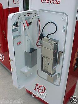 TWO Coca Cola Coke Machine Cavalier 72s Pro Restoration Vendo 81 BEST IN USA