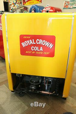 True One Door N-416 RC NEHI Cooler. Rare And 100 Point Pro Restoration