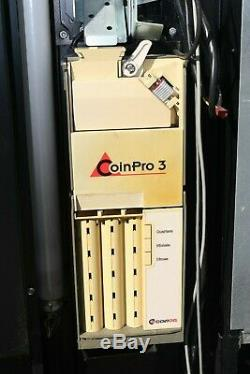 USI CB700 Soda Vending Machine Dispenser-Cans/Bottles