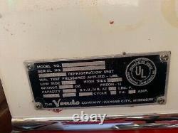 V39 coke machine with fountain rare