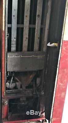 VINTAGE COCA COLA VENDING MACHINE 1940's, 50's, 60's