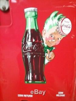 VINTAGE Coca Cola Machine (TOTALLY RESTORED)