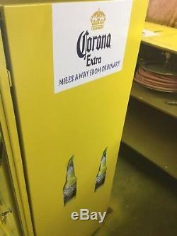 VINTAGE cavalier coke beer VENDING MACHINE CUSTOMIZE Corona