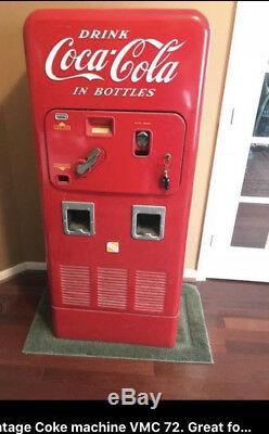 VMC 72 Vendorlator Coke Machine